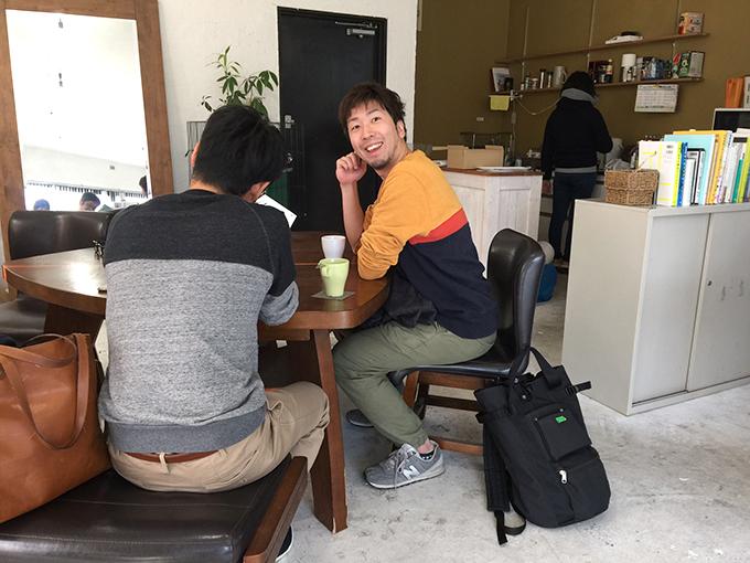 モンチッチ&野田くん